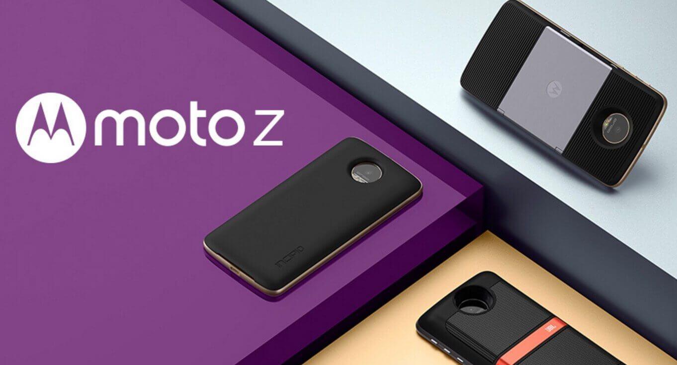 Novo Moto Z3 Play aparece em imagem vazada
