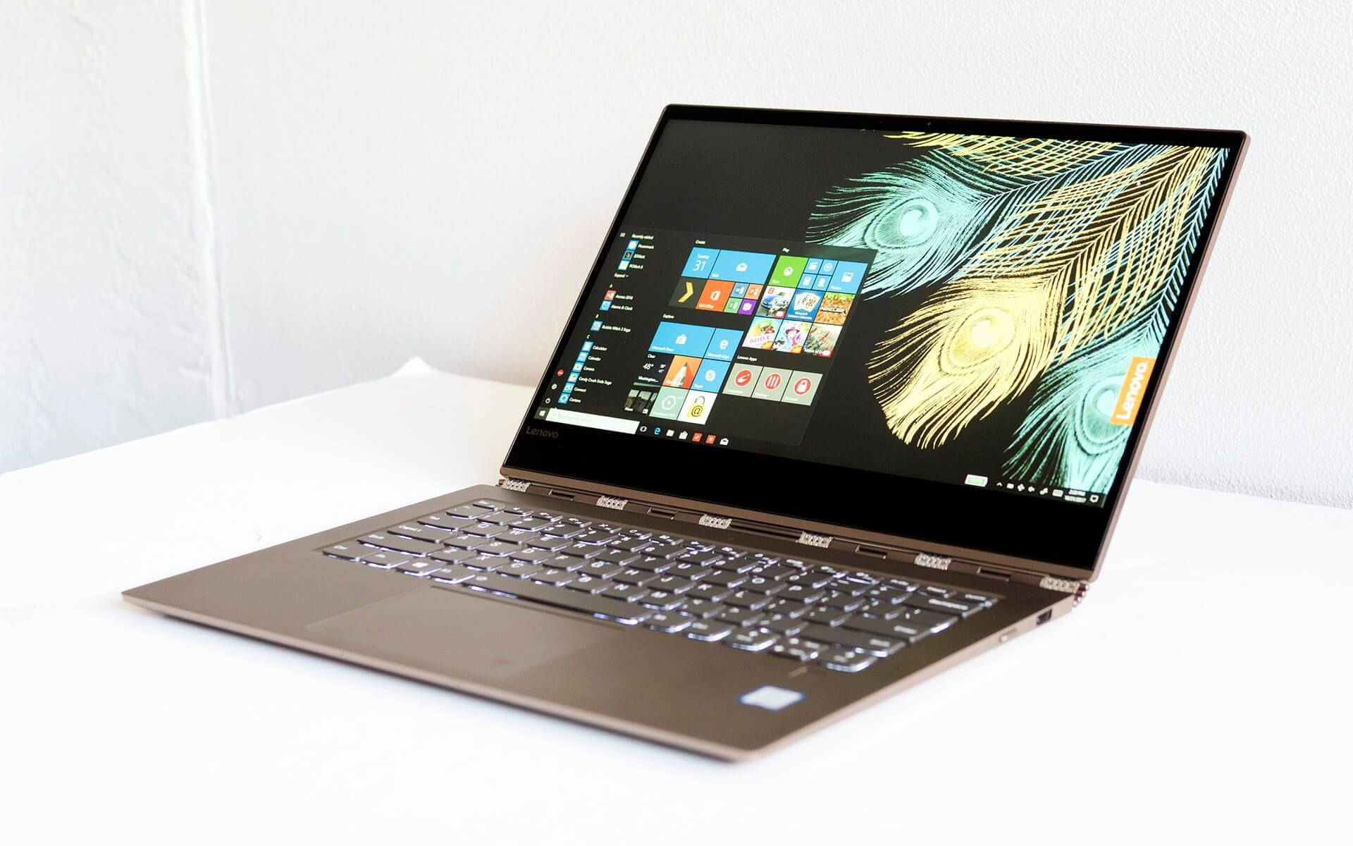 Review: Notebook Lenovo Yoga 920 2 em 1
