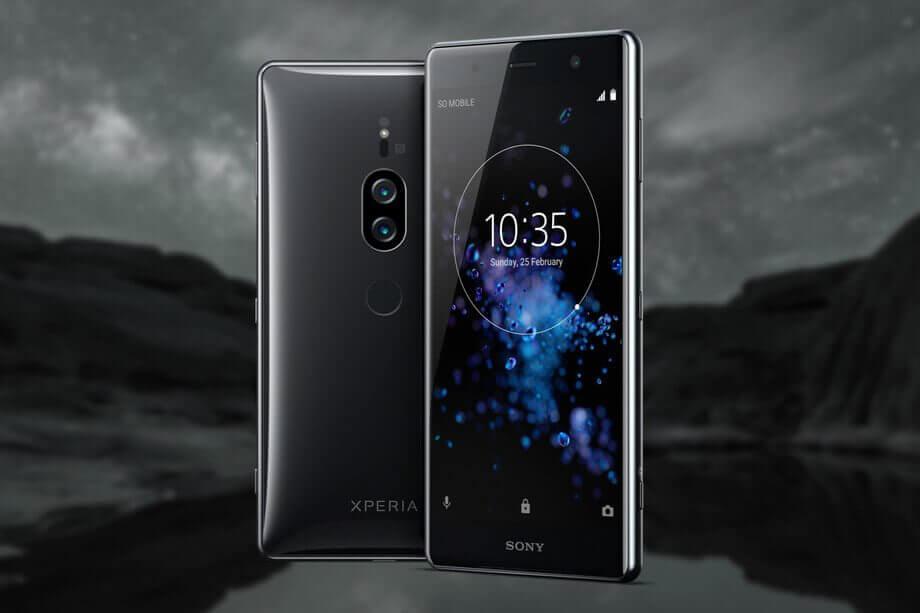Sony lança Xperia XZ2 Premium com tela 4K e câmera dupla