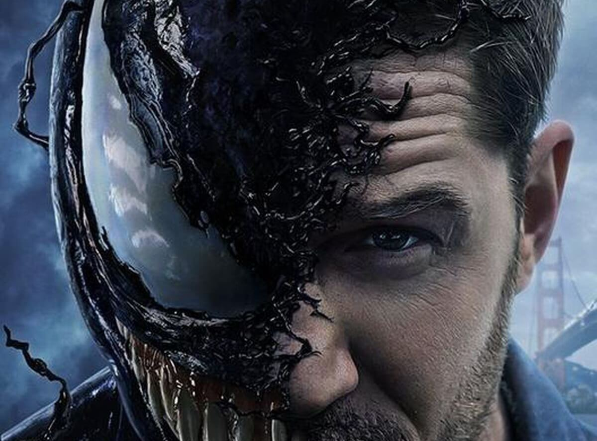 Venom Filme - Filme do Venom recebe novo trailer com visual do personagem