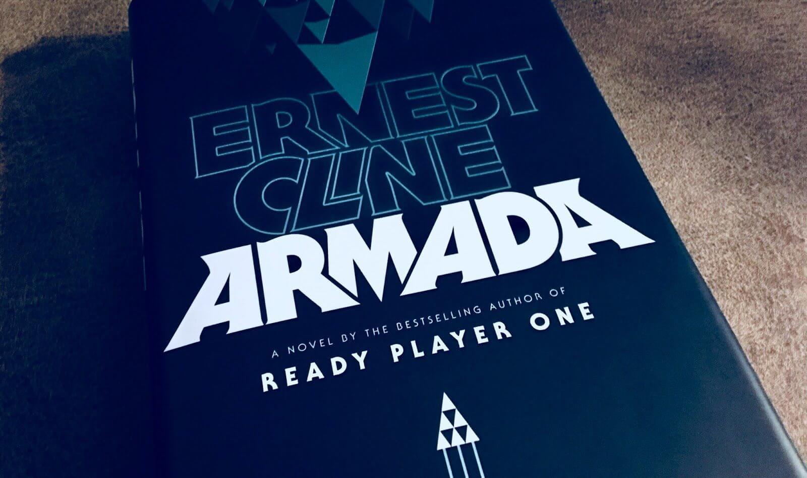 Universal fará filme de Armada, livro do mesmo autor de Jogador Nº1