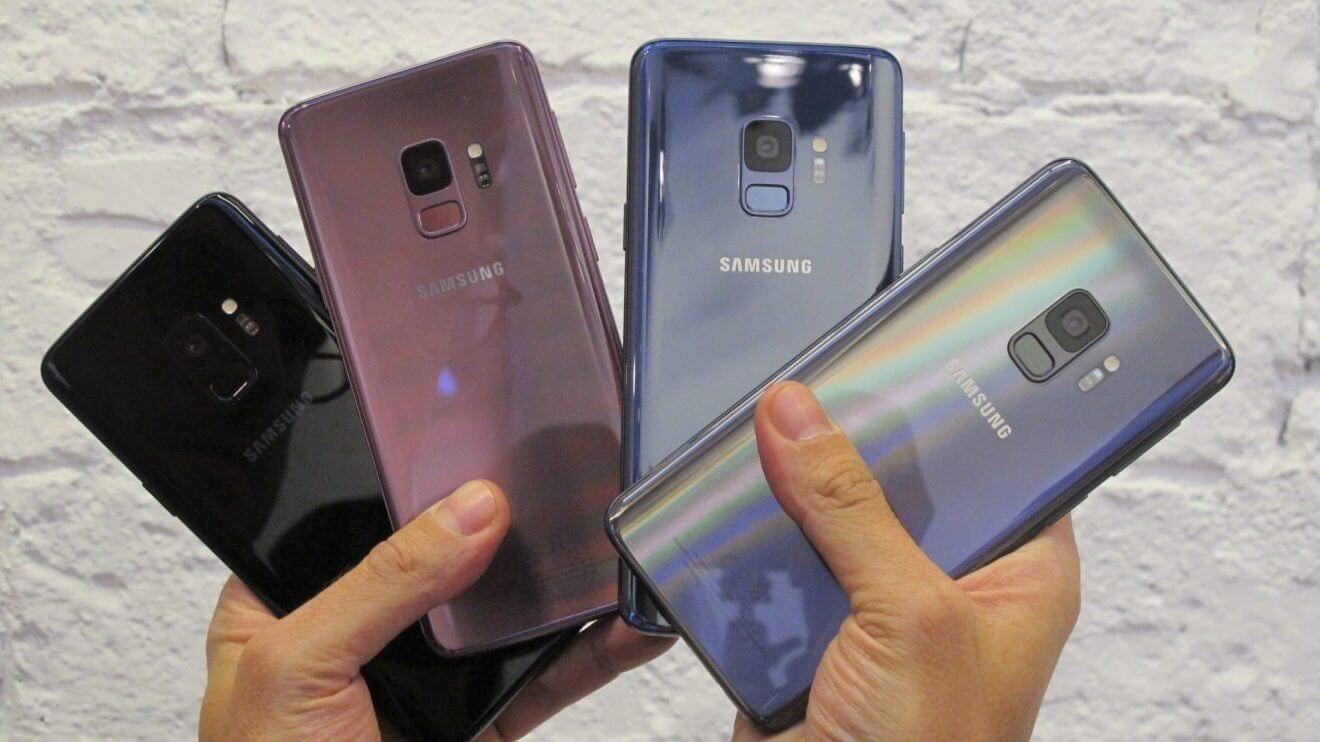 Consumer reports coloca galaxy s9 e s9 no topo das avaliações 6