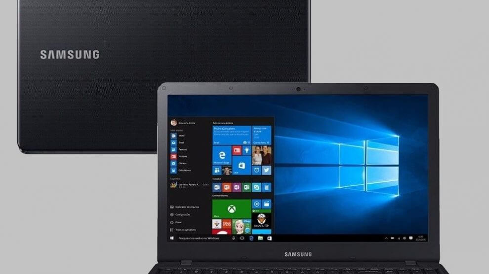 notebook samsung essentials e34 intel core i3 6006u D NQ NP 801961 MLB25759232206 072017 F