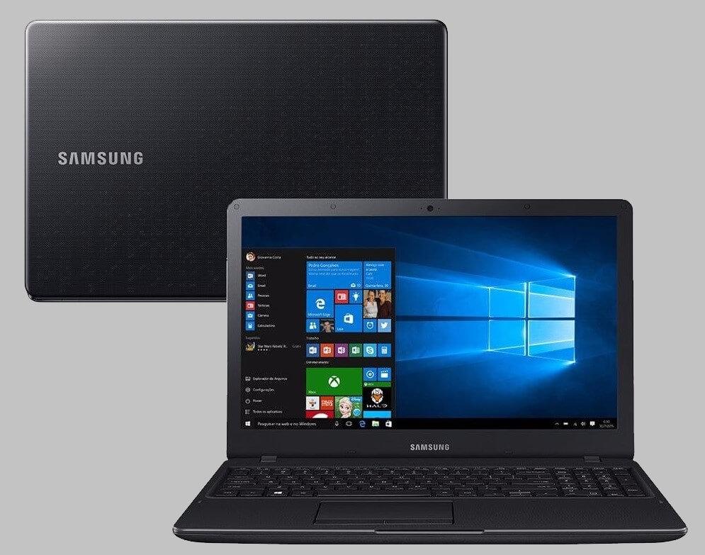 Notebook samsung essentials e34 intel core i3 6006u d nq np 801961 mlb25759232206 072017 f