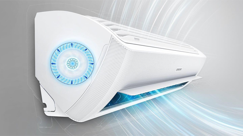 Samsung divulgará portfólio de ar condicionado no brasil