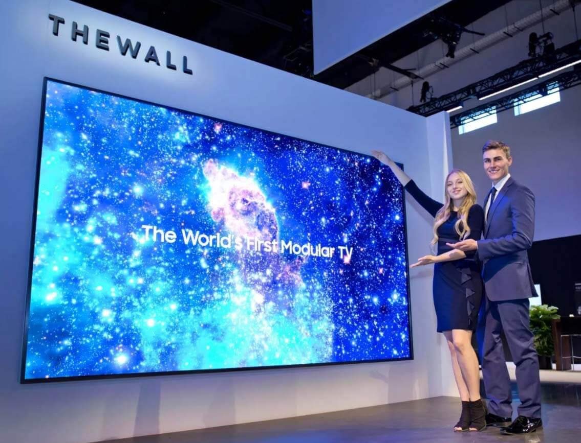 TVs MicroLED da Samsung serão lançadas no segundo trimestre 4