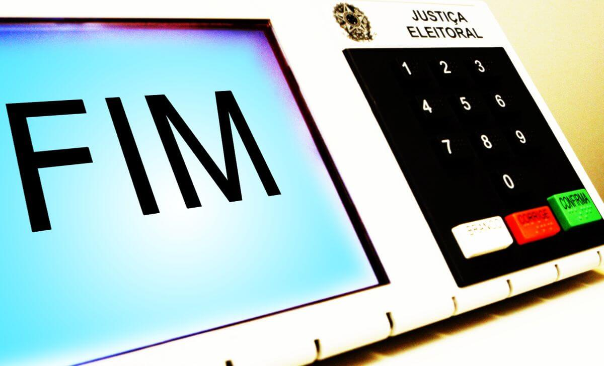 showmetech urna eleitoral