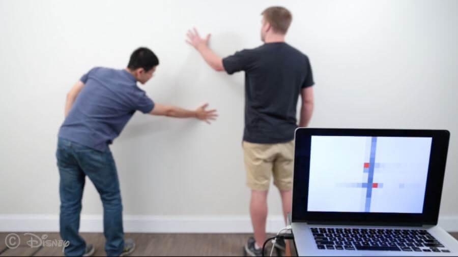 wall - Wall++ : conheça a parede touch que redefini a automação residencial
