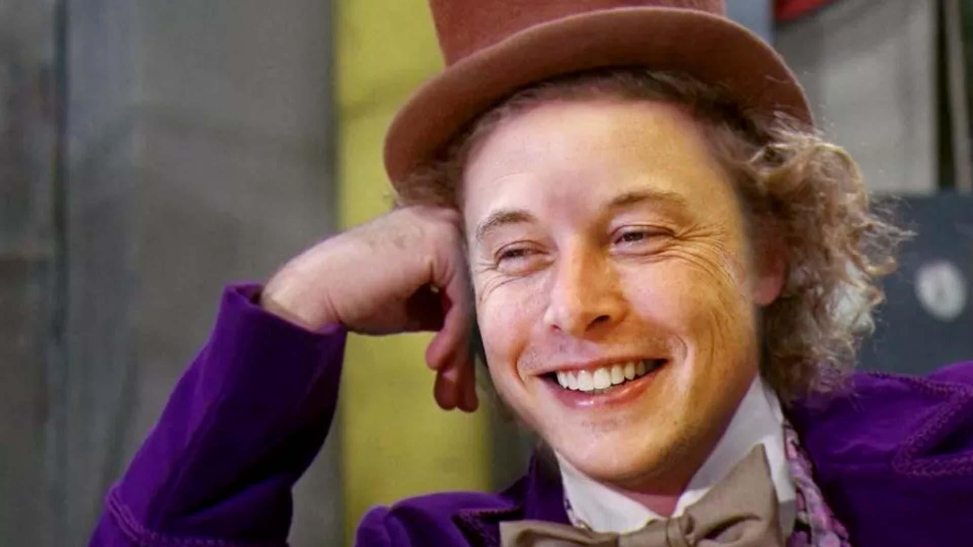 01 1 - Elon Musk diz que irá fundar sua própria empresa de doces