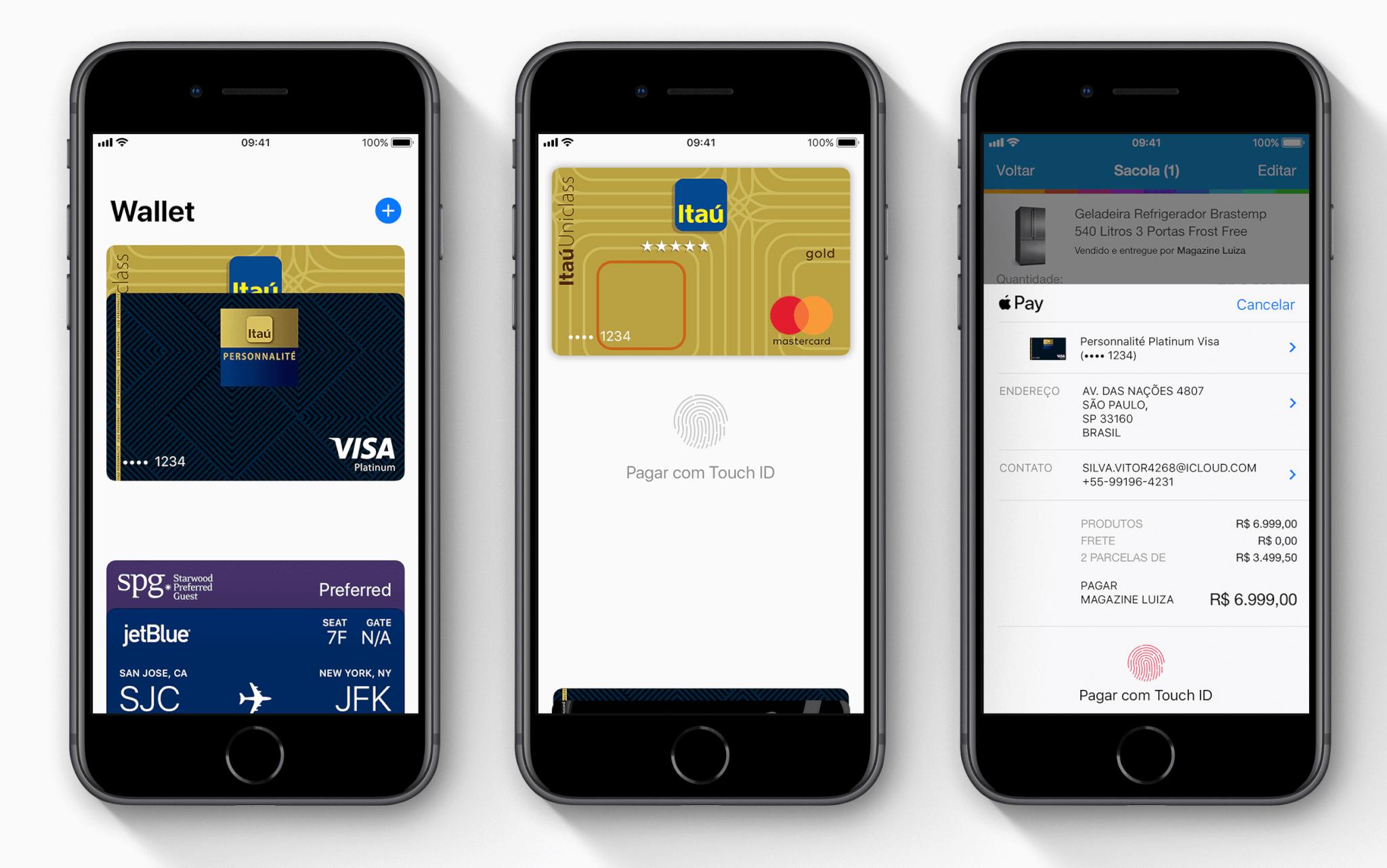 Apple está criando um cartão de crédito para o Apple Pay em parceria com o banco Goldman Sachs 6
