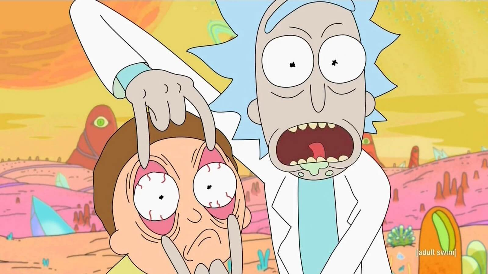 1 JRahv0lusXhrmY5tzESwiQ - Rick and Morty acaba de ter 70 episódios encomendados pelo Adult Swim