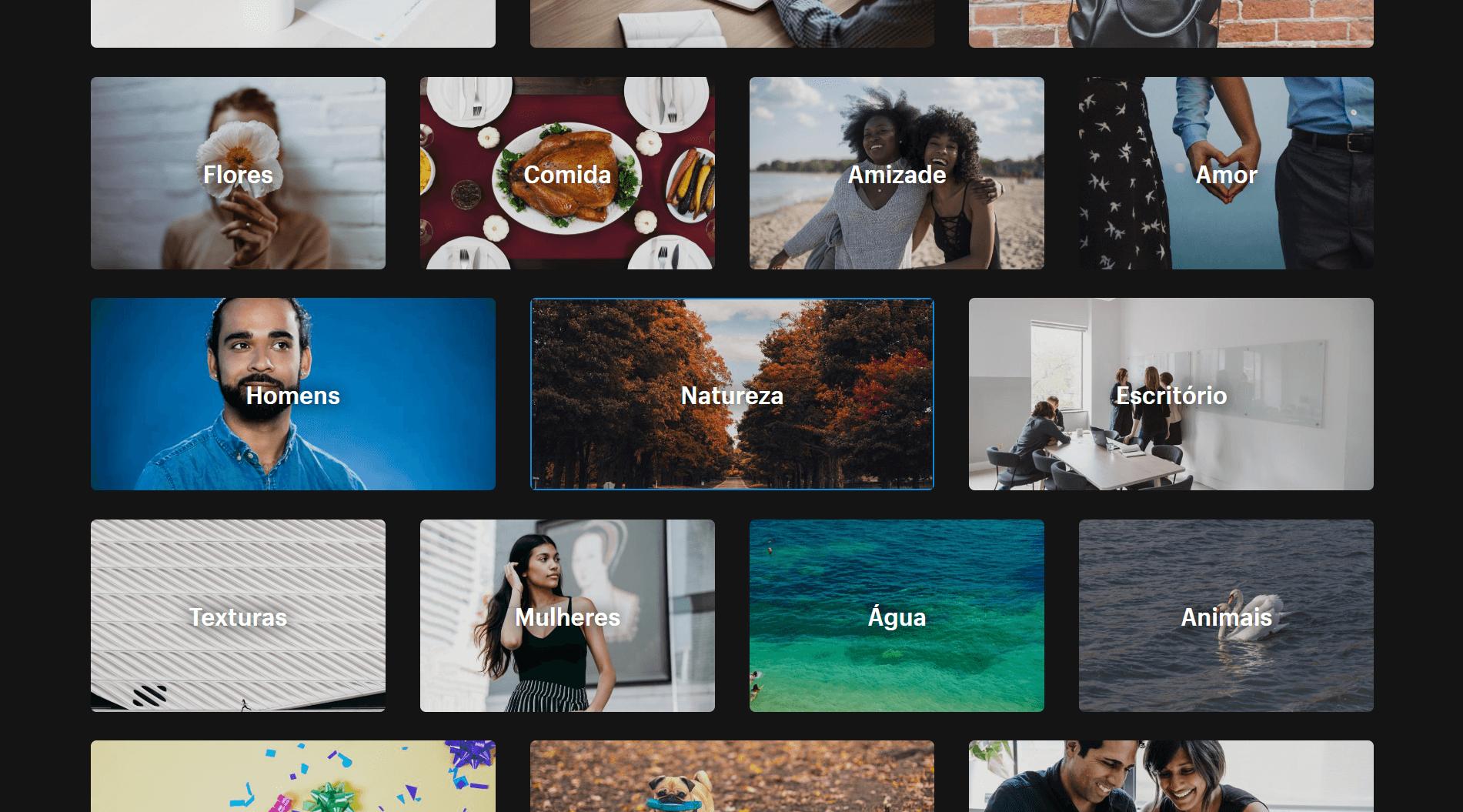 Conheça Burst, o banco de imagens gratuitas da Shopify que é totalmente localizado em português 6