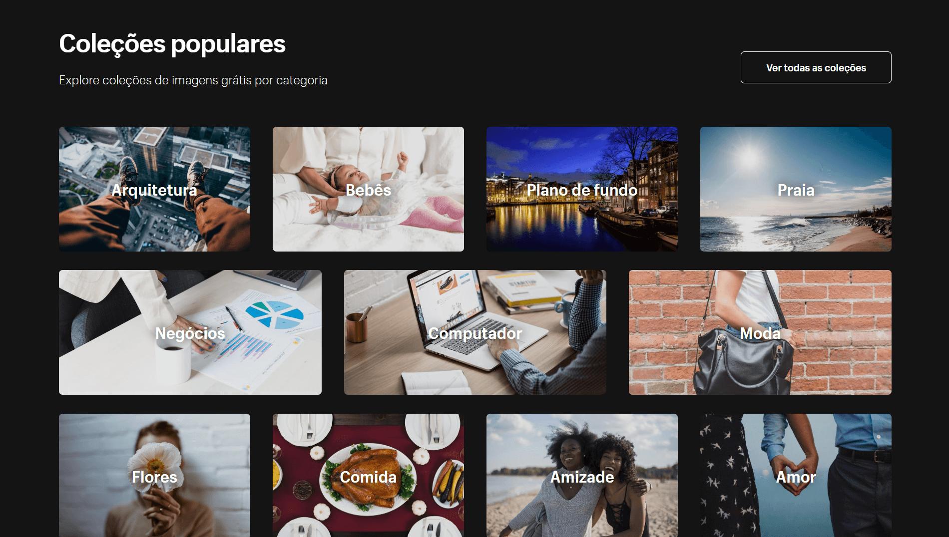 Conheça Burst, o banco de imagens gratuitas da Shopify que é totalmente localizado em português 4