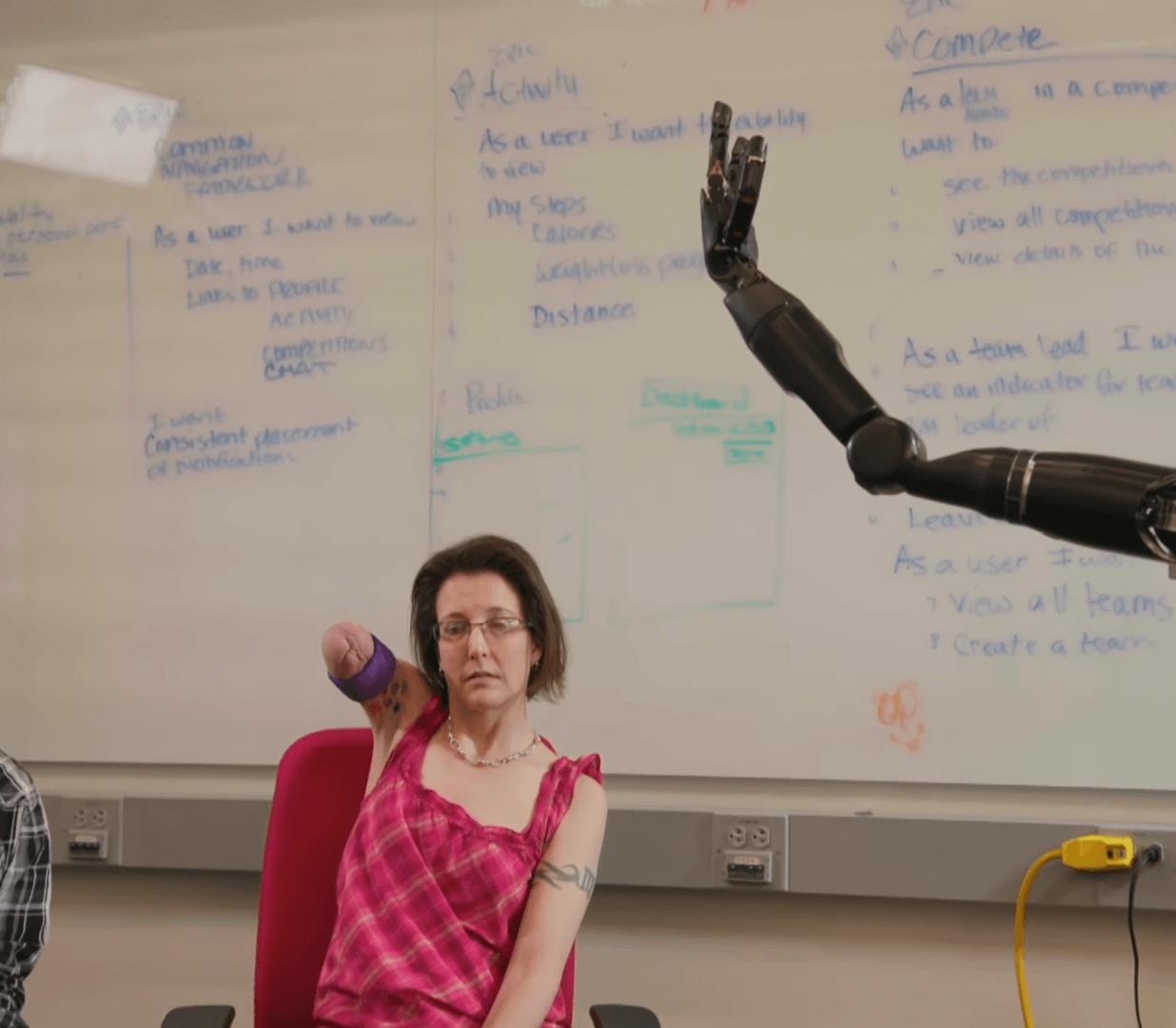 Captura de Tela 49 - Nova geração de próteses biônicas pode revolucionar a sociedade
