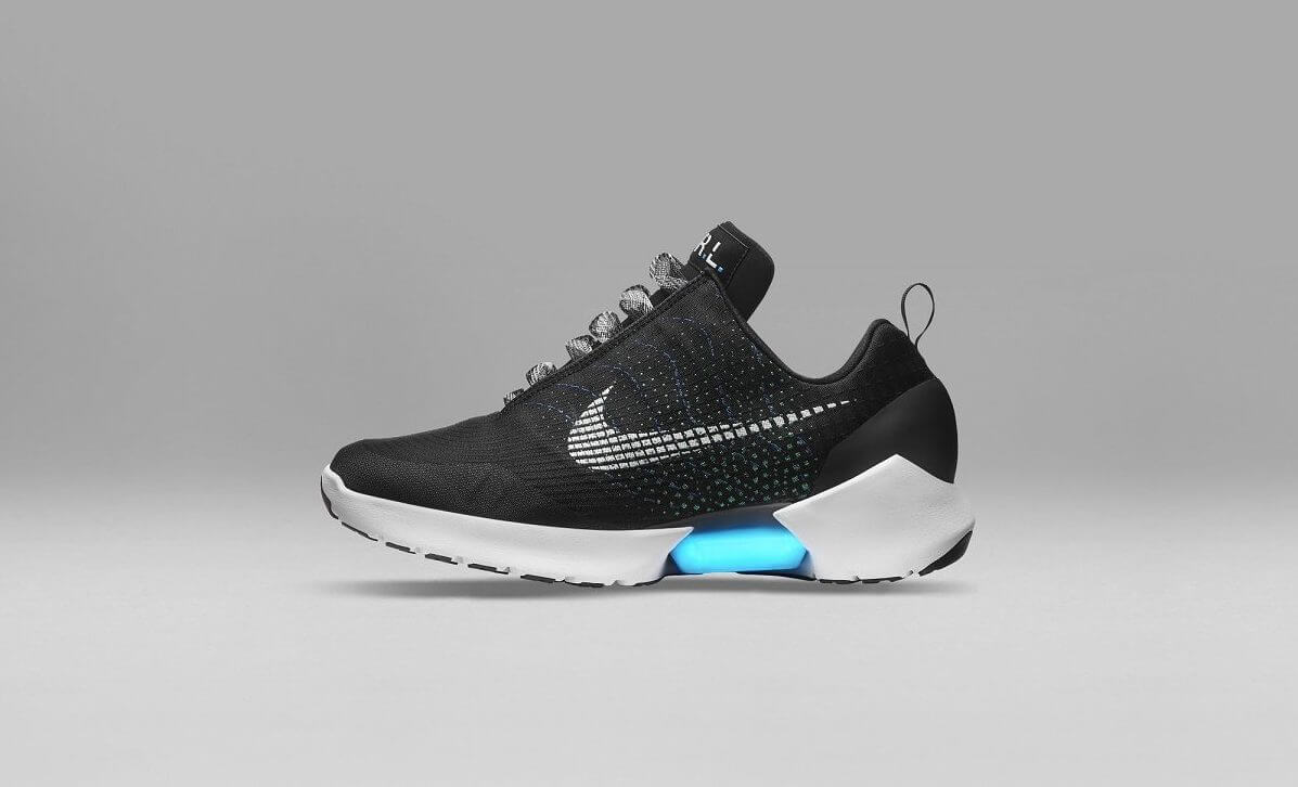 Nike HyperAdapt 1.0, o tênis que se amarra sozinho, chegará ao Brasil ainda este mês