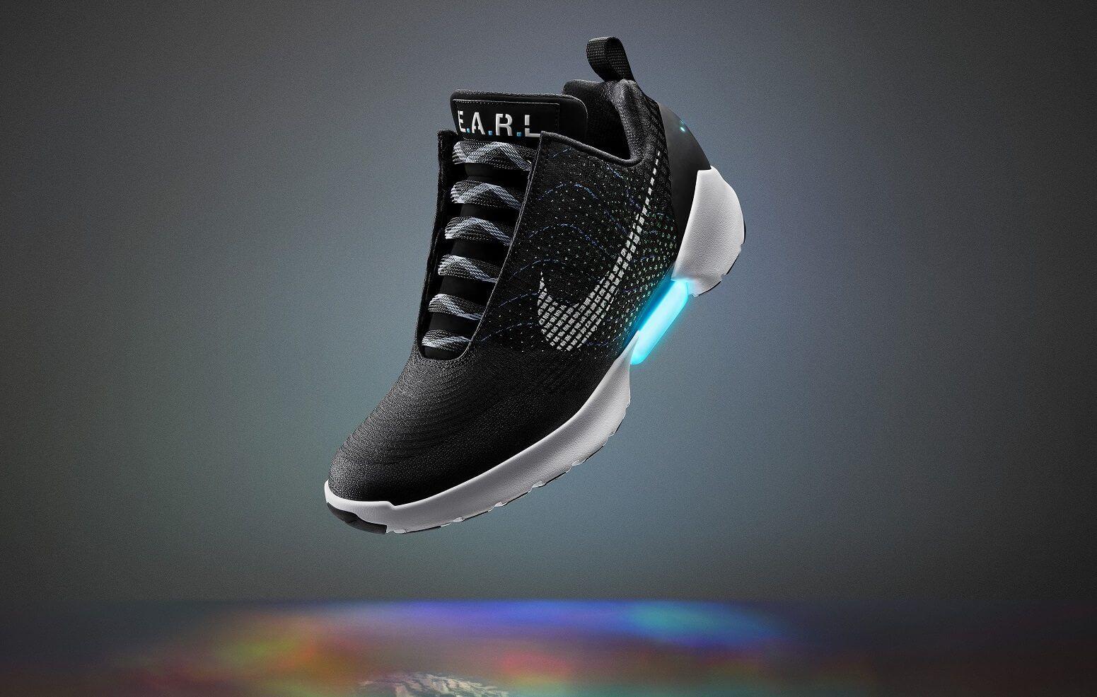 HYPERADAPT NIKE 3 - Nike HyperAdapt 1.0, o tênis que se amarra sozinho, chegará ao Brasil ainda este mês
