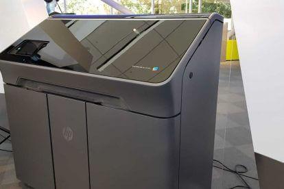 HP quer democratizar a impressão 3D industrial com esses 4 novos modelos da linha Jet Fusion