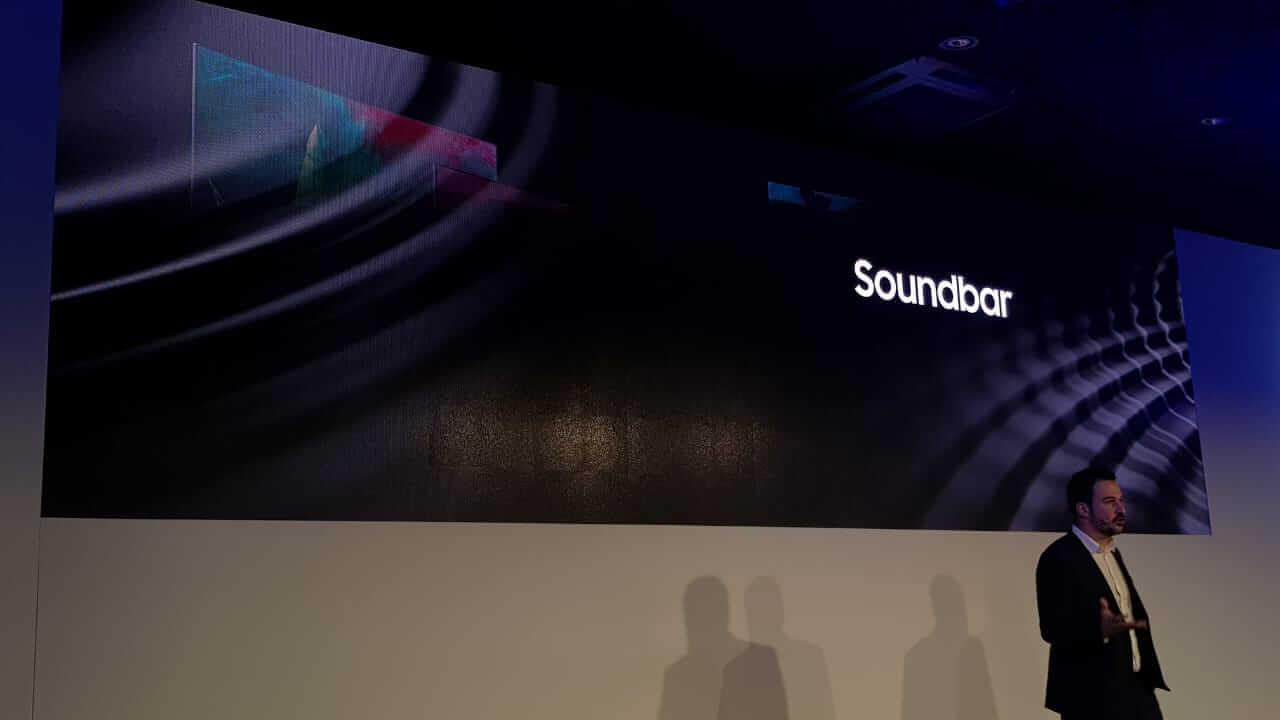 Samsung apresenta novas tvs qled 2018 no brasil. A samsung apresentou em um evento em são paulo a nova linha de tvs qled e soundbars para 2018. Confira as novidades.