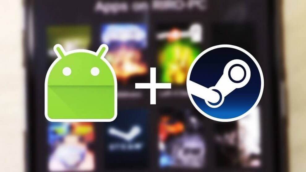 Steam Android 990x557 - Steam Link e Steam Video: Valve anuncia dois apps para smartphones