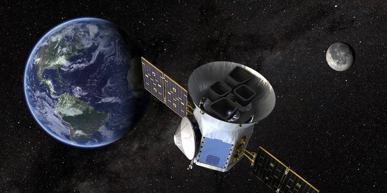 Tess satélite nasa