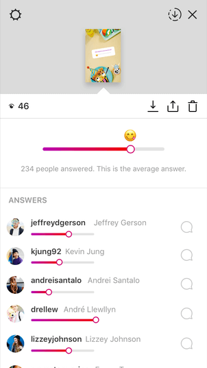 Novo adesivo do Instagram Stories permite que você saiba a opinião exata de seu público