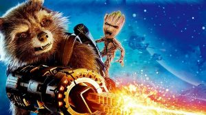 Groot rocket infinity war