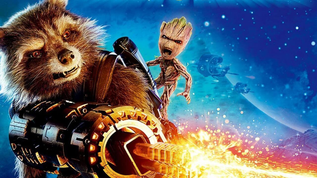 Groot rocket infinity war