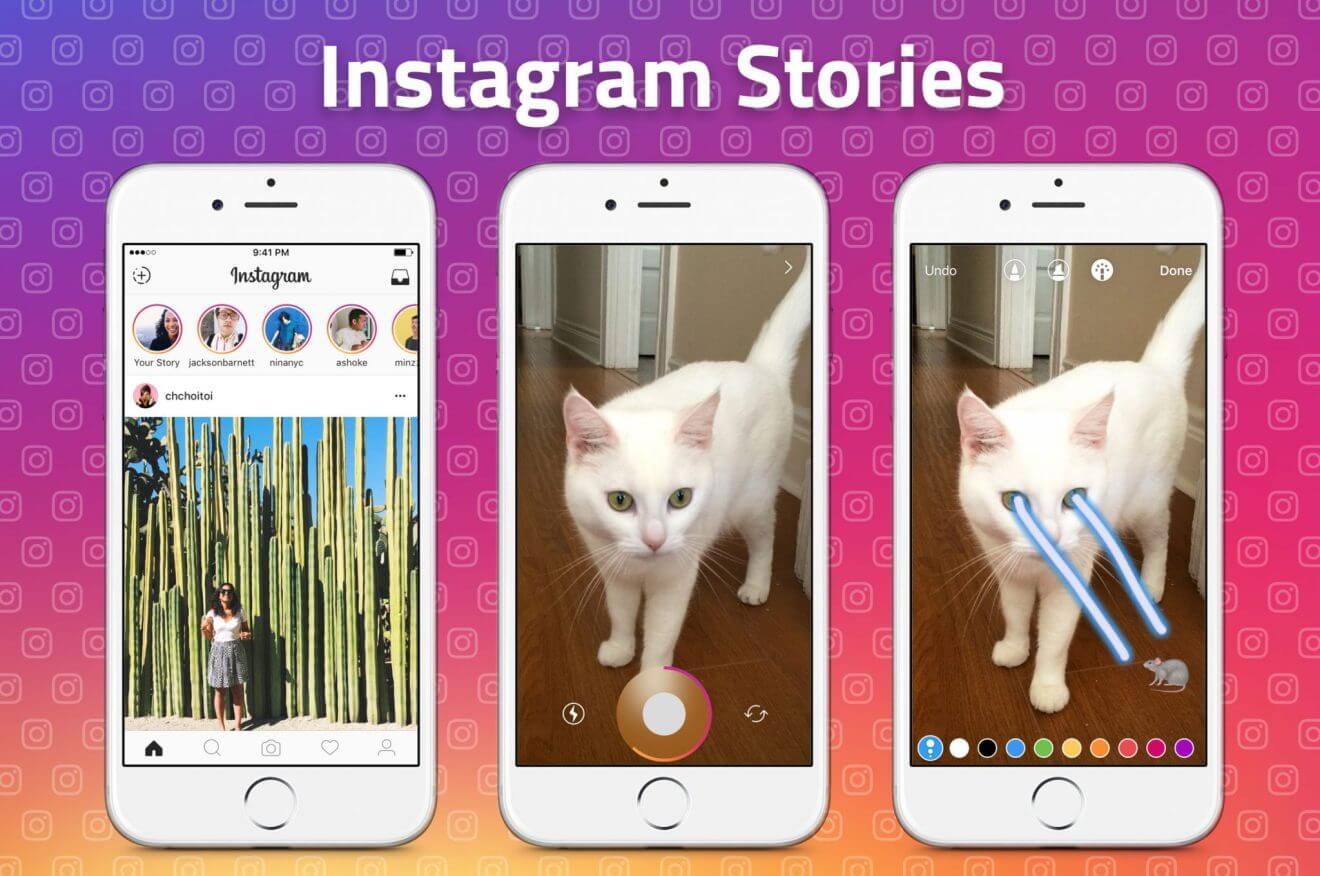 instagram stories1 - Cinco dicas para fazer histórias criativas no Instagram