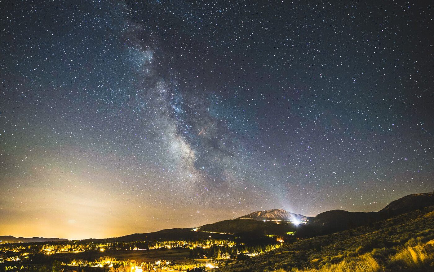 Descubra como tirar fotos da Via Láctea usando seu smartphone 2