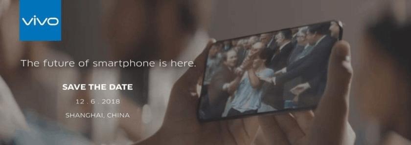 Vivo apex: primeiro smartphone com tela cheia deve ser lançado em junho