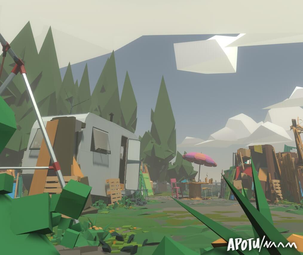 xaGgMG - Conheça o mundo em realidade virtual criado por apenas uma pessoa