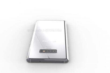 Galaxy Note 9: vazamento revela design do aparelho 7