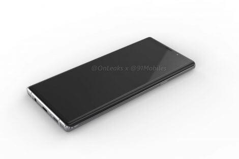 Galaxy Note 9: vazamento revela design do aparelho 16