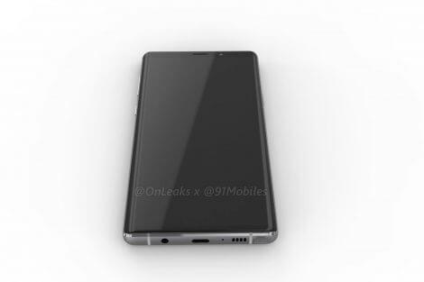 Galaxy Note 9: vazamento revela design do aparelho 20