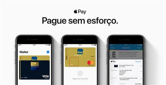 Apple Pay também chegará aos cartões Bradesco