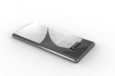 Galaxy Note 9: vazamento revela design do aparelho 15