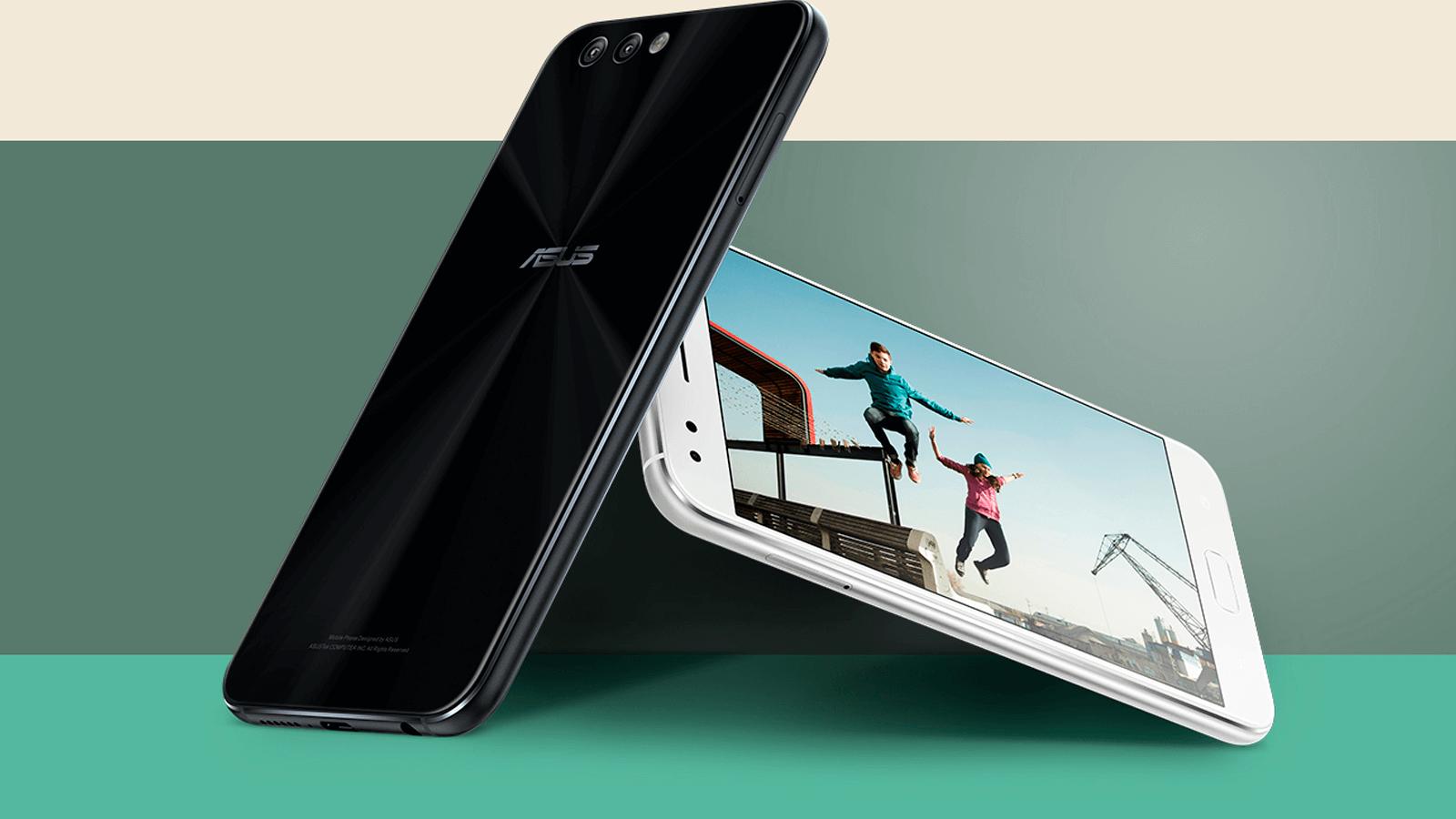 ASUS Zenfone 4 Showmetech - Melhores smartphones intermediários de 2018
