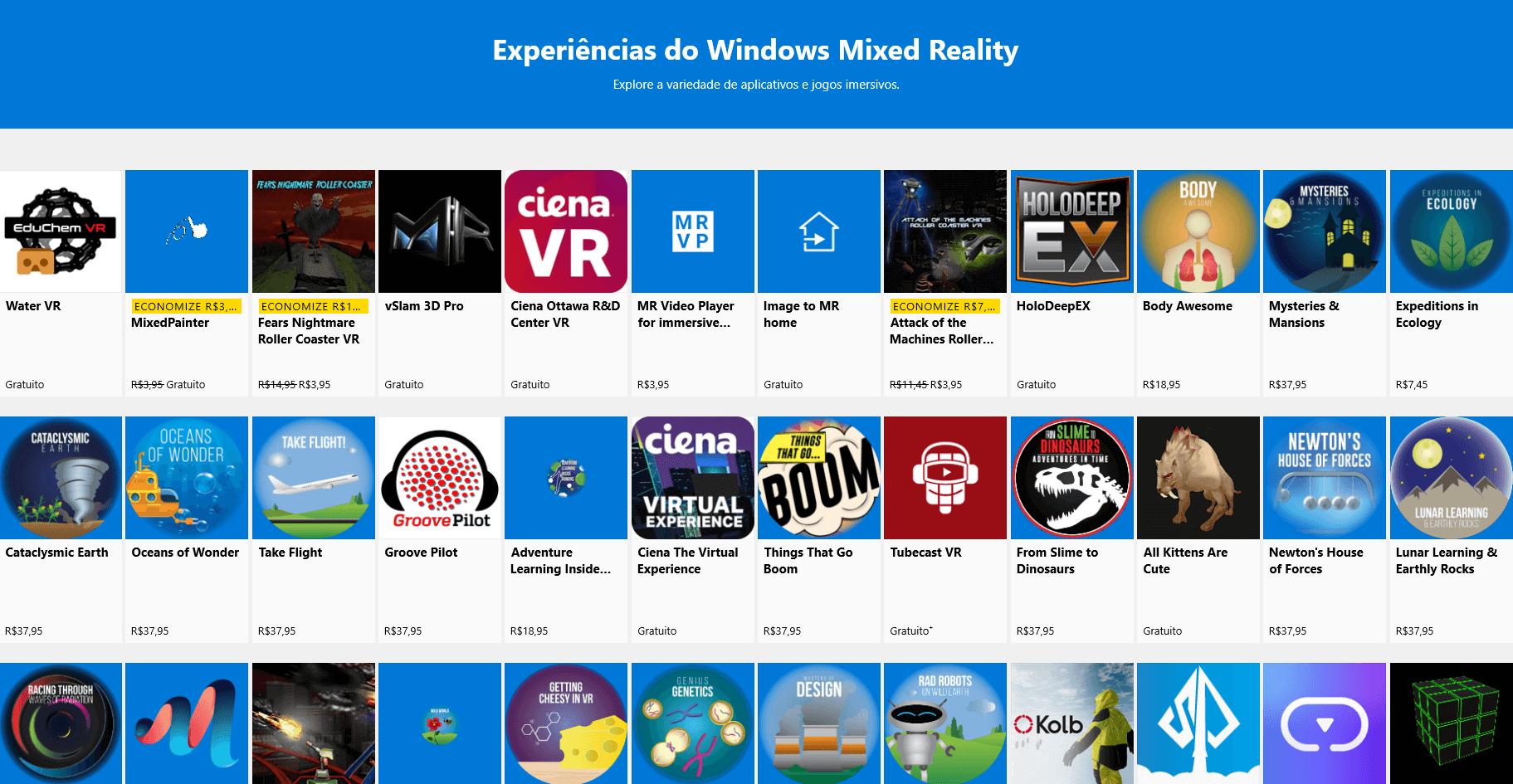 REVIEW: óculos de realidade virtual Samsung HMD Odyssey