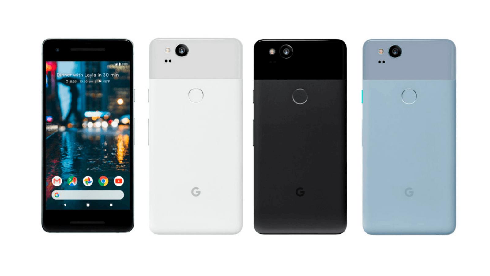 Google Pixel 2 - Showmetech