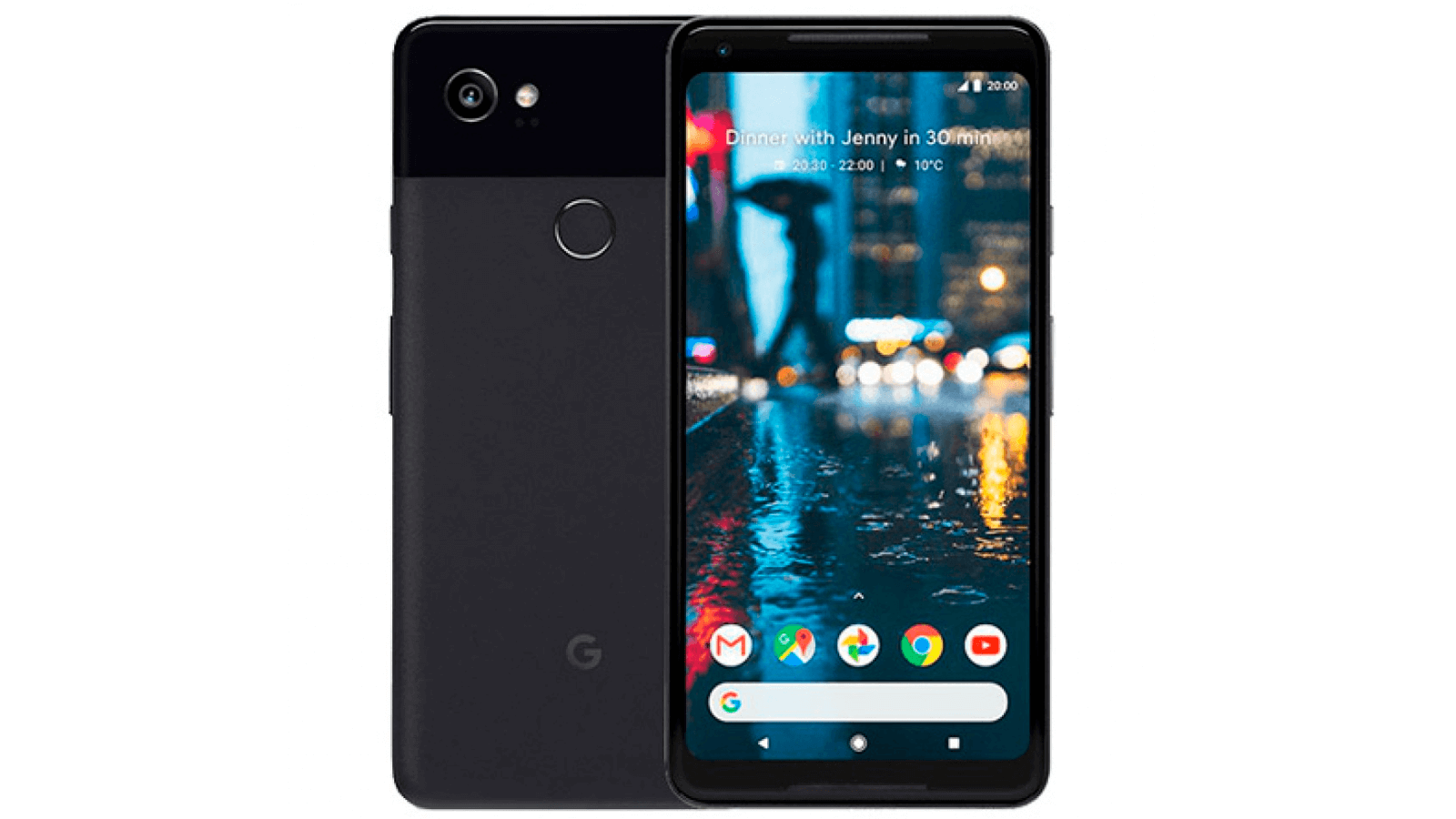 Google pixel 2 xl - showmetech