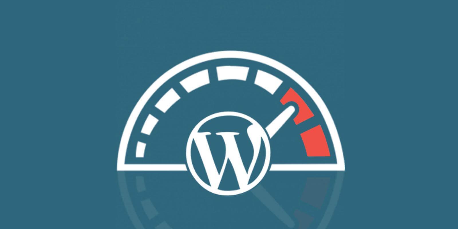 How to speed up wordpress ver2