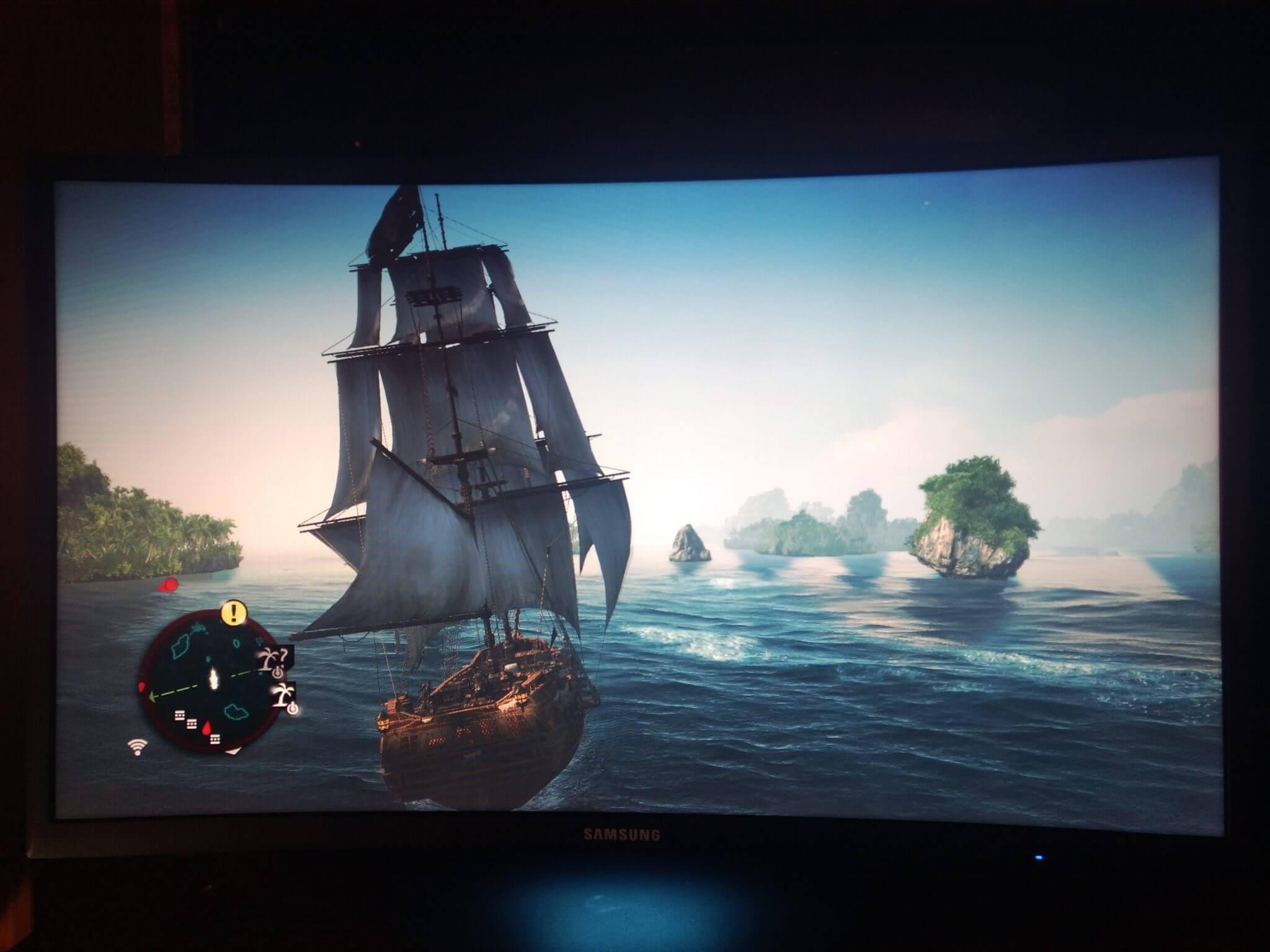 IMG 20180531 160051378 - Review: monitor gamer Samsung C24FG70 possibilita imersão que todo jogador sonha