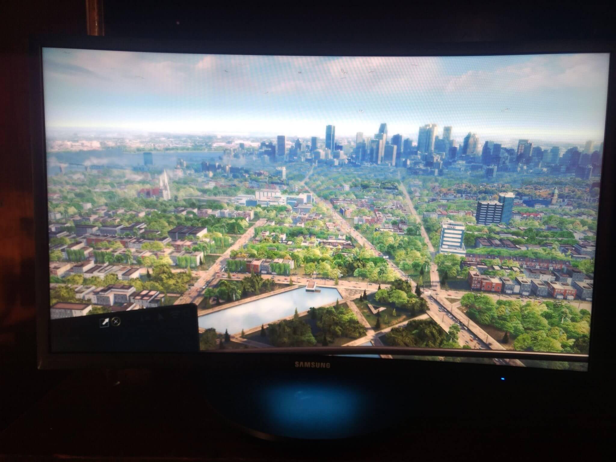 IMG 20180531 162637062 - Review: monitor gamer Samsung C24FG70 possibilita imersão que todo jogador sonha
