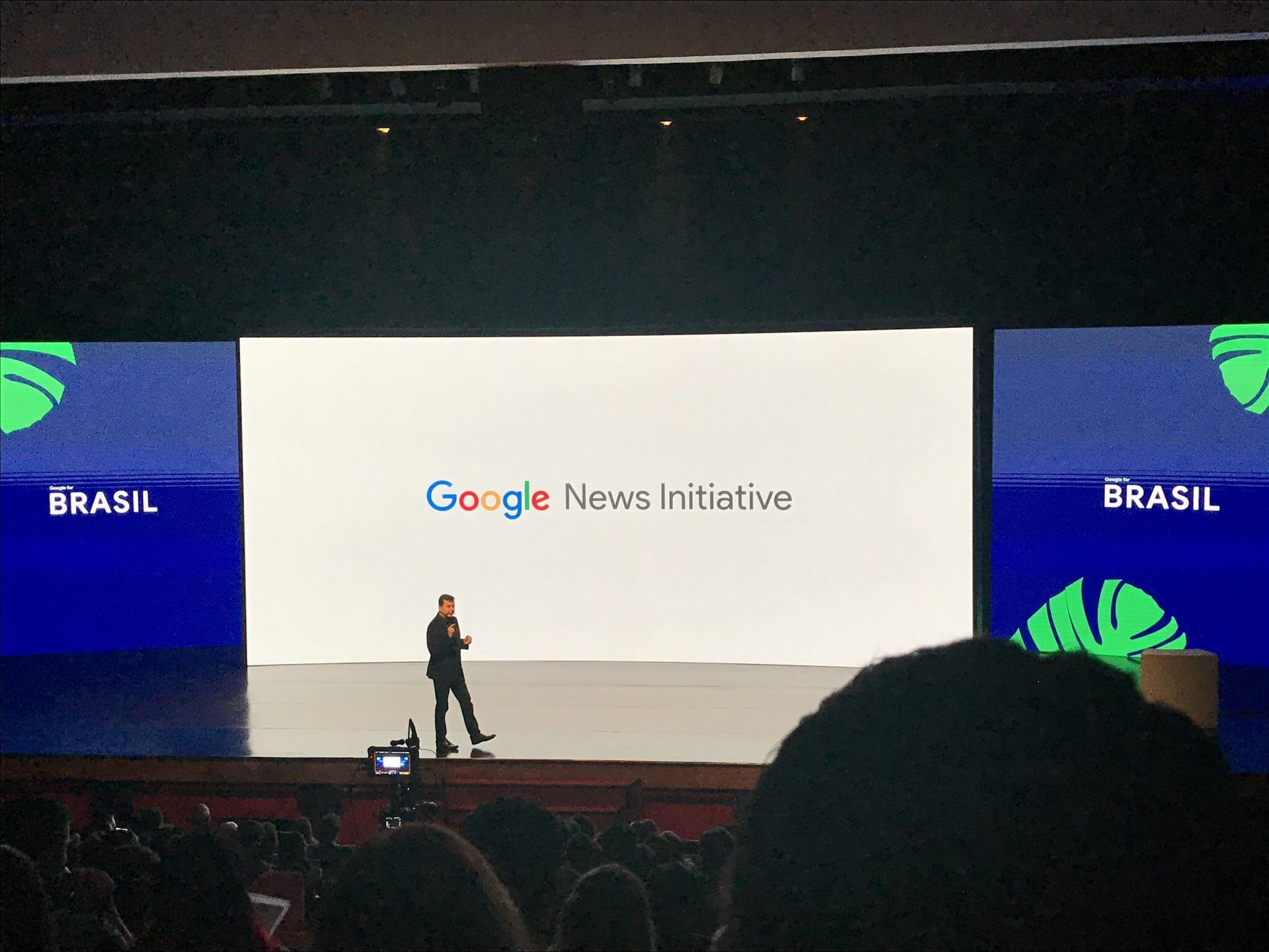 Google News - Google For Brasil