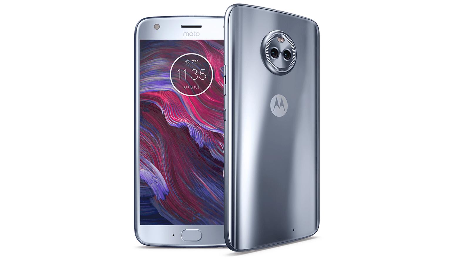 Motorola Moto X4 Showmetech - Melhores smartphones intermediários de 2018