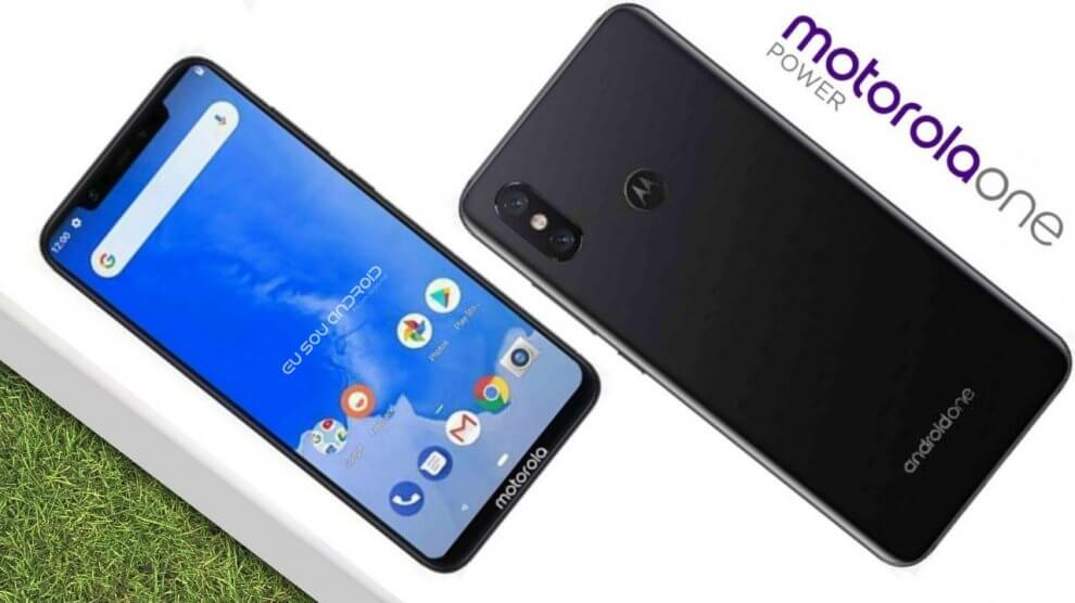 Motorola One Power 1