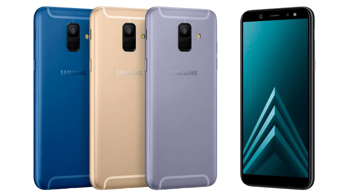Samsung Galaxy A6 Showmetech - Melhores smartphones intermediários de 2018