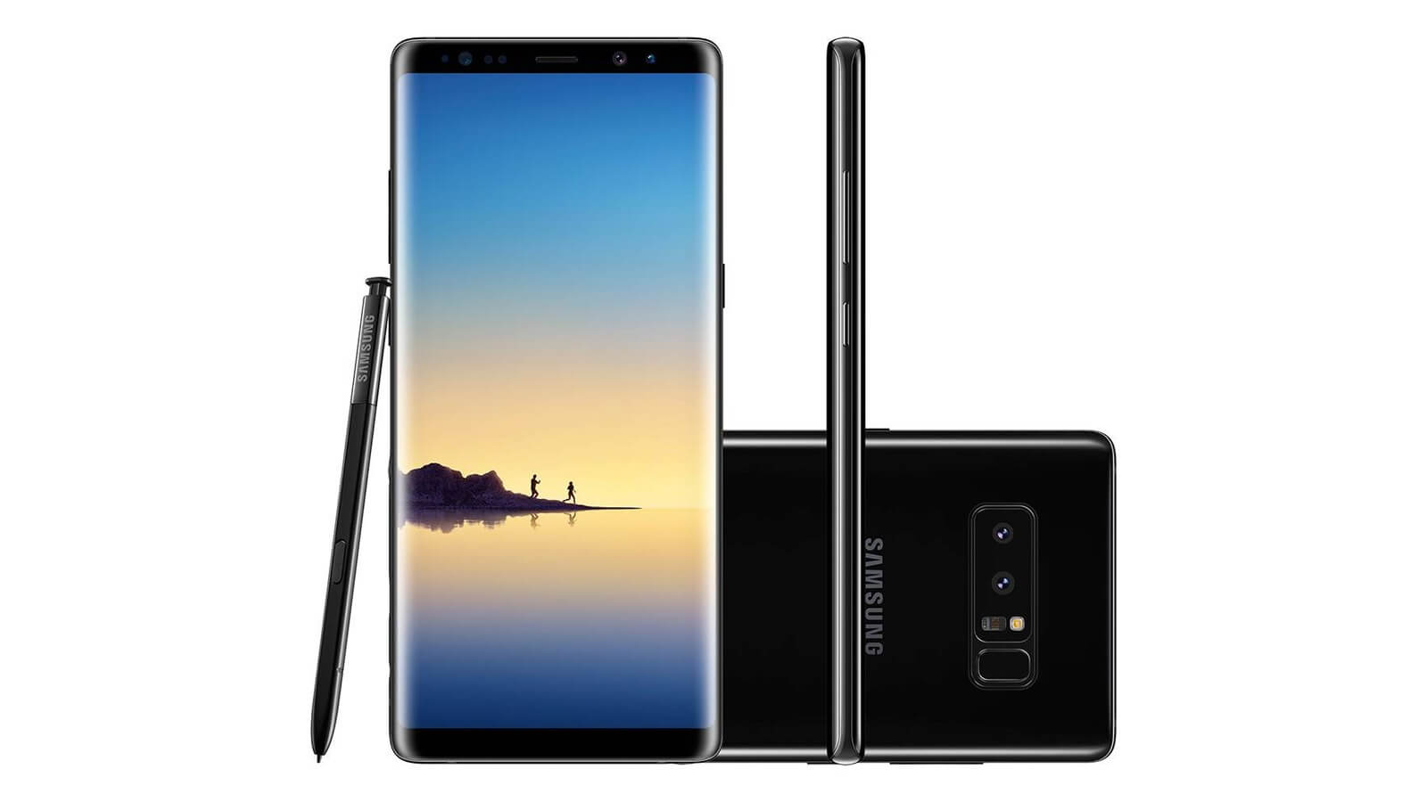 Samsung galaxy note 8 - smartphones top de linha
