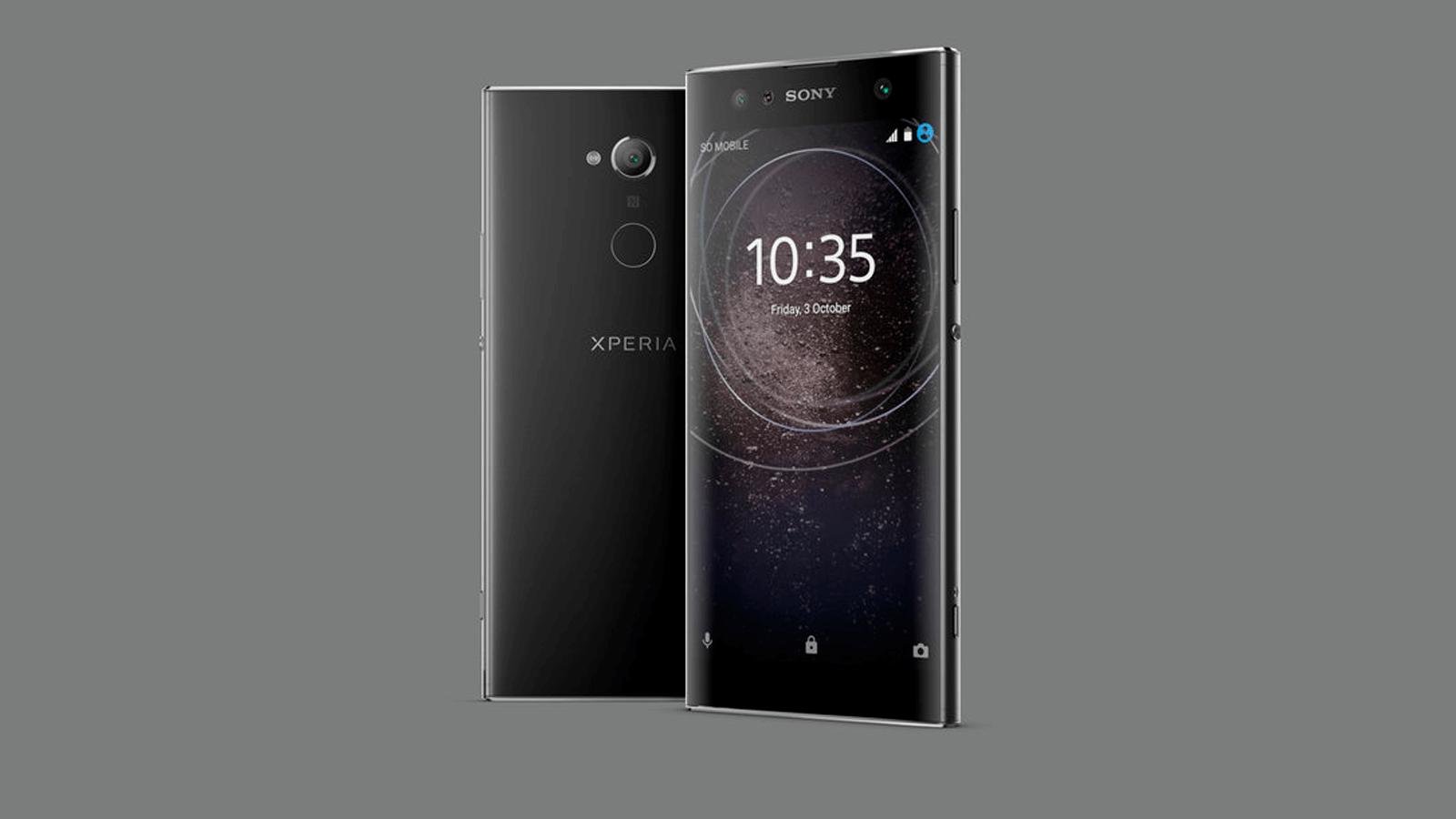 Sony Xperia XA2 Ultra Showmetech - Melhores smartphones intermediários de 2018