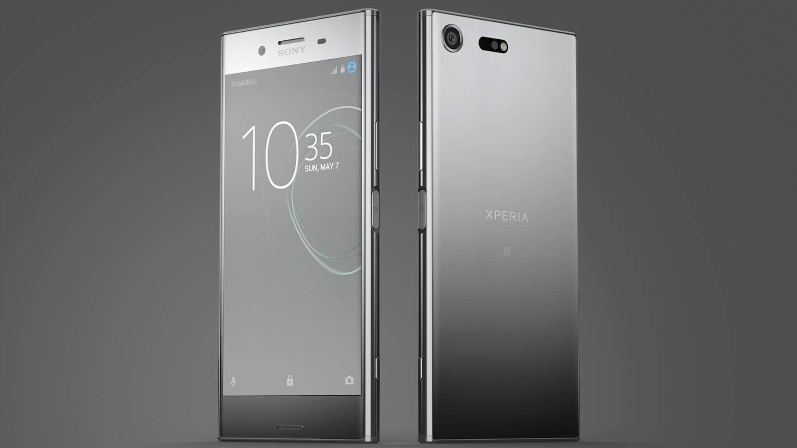 Sony xperia xz premium - smartphones top de linha